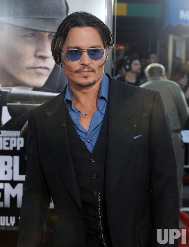 """Public Enemies"" premiere held in Los Angeles"