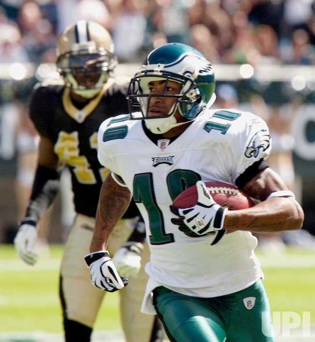 Philadelphia DeSean Jackson scores 71-yard touchdown