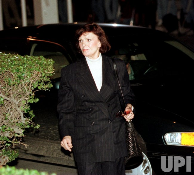 Juditha Brown, the mother of Nicole Brown Simpson