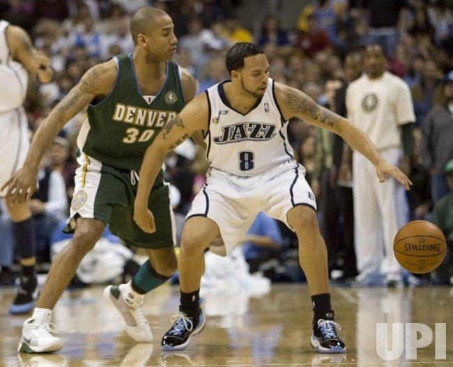 Utah Jazz vs Denver Nuggets In Denver