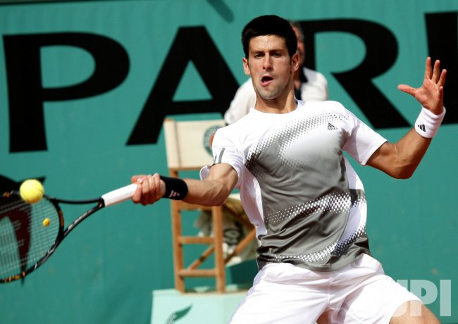 French Tennis Open in Paris