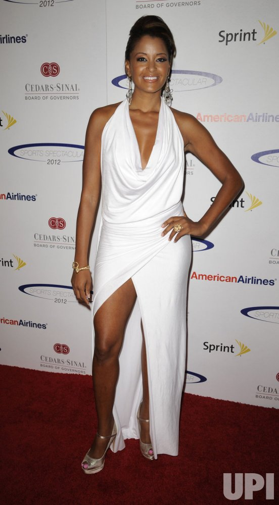 Claudia Jordan attends the 27th Anniversary Sports Spectacular in Los Angeles
