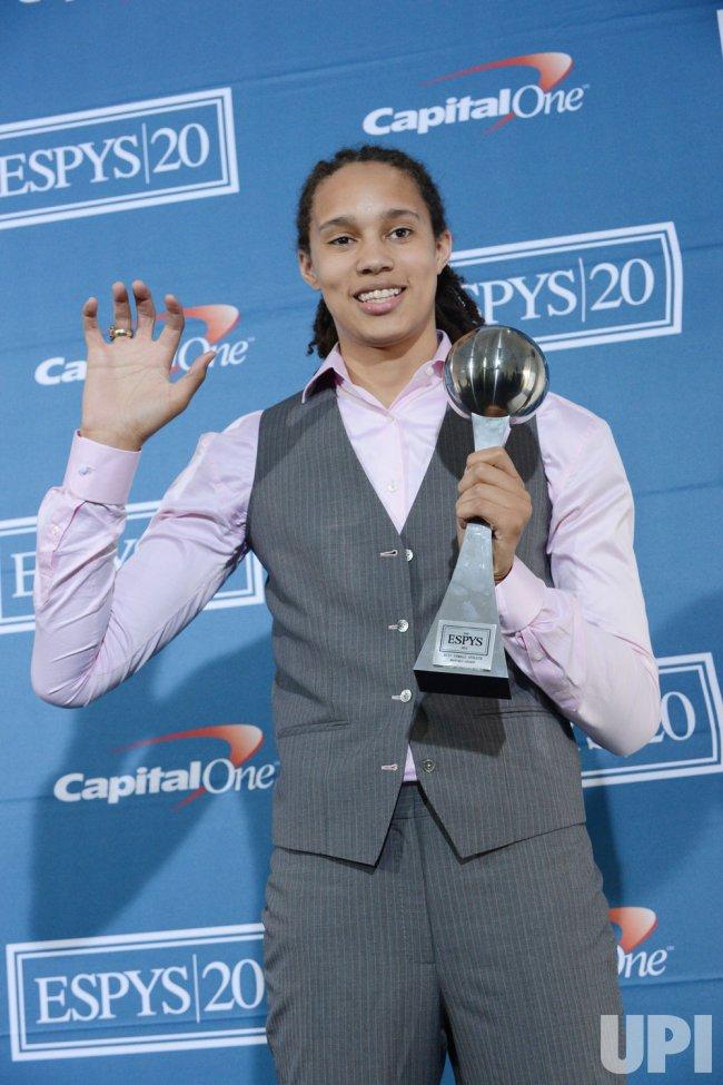 The 2012 ESPY Awards in Los Angeles