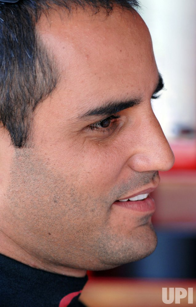 JUAN PABLO MONTOYA IN U.S. STOCK CAR DEBUT
