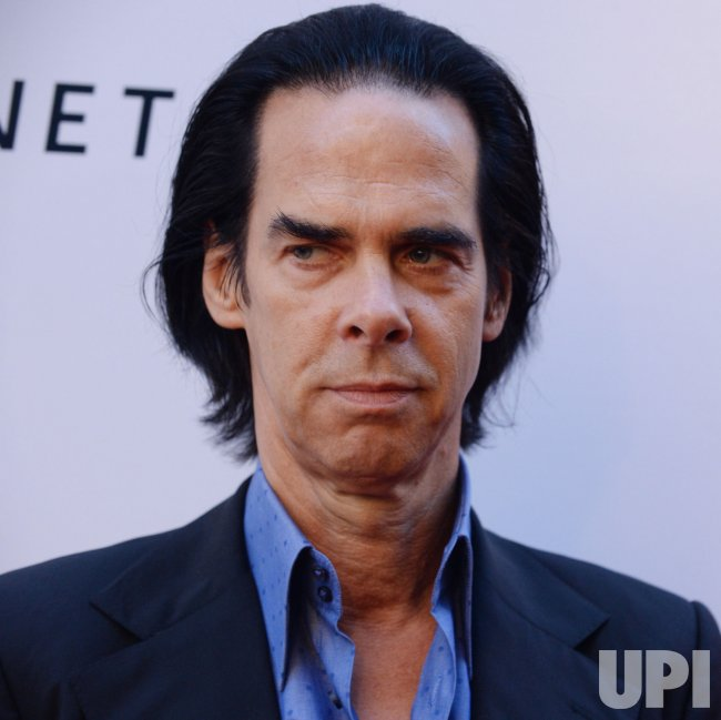 "Nick Cave attends the ""Wind River"" premiere in Los Angeles"