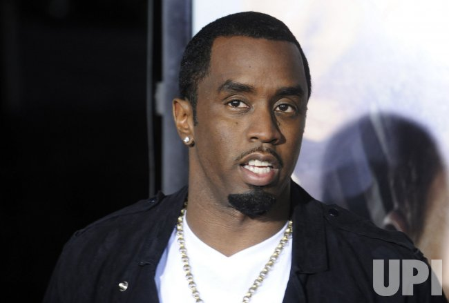 "Sean Combs attends the premiere of the film ""Get Him to the Greek"" in Los Angeles"