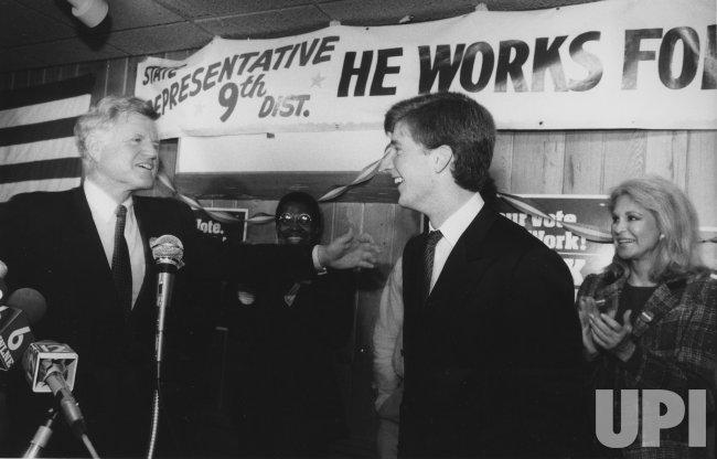 Patrick Kennedy defeats opponent John Skeffington
