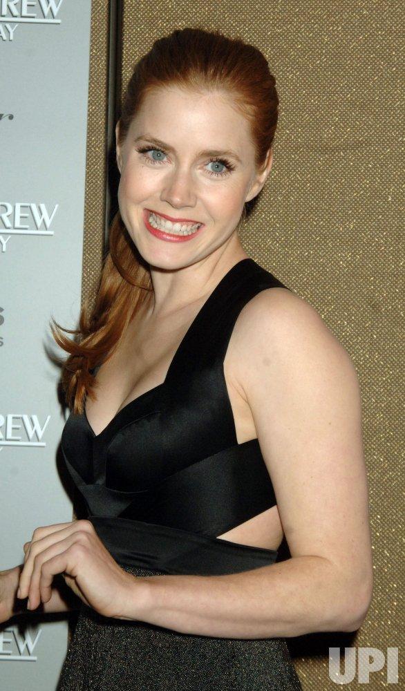 Miss Pettigrew film premiere in New York