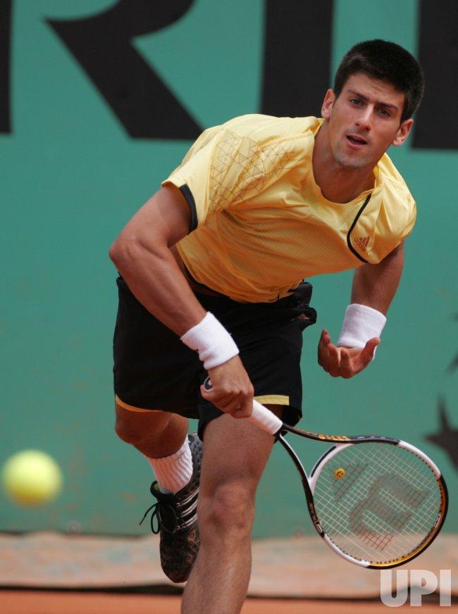 ROLAND GARROS TENNIS TOURNAMENT