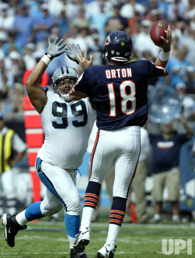 Carolina Panthers vs. Chicago Bears