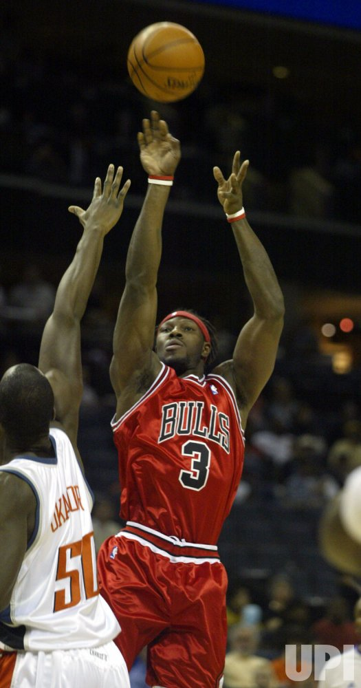 Charlotte Bobcats vs Chicago Bulls