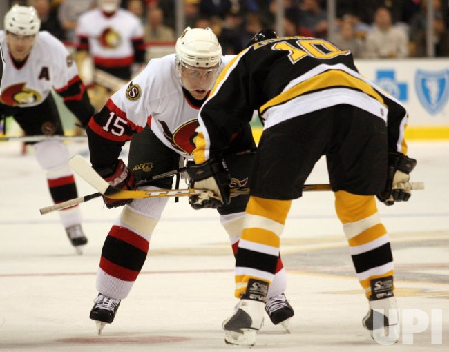 BRUINS VS SENATORS