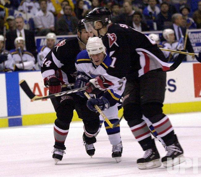 Buffalo Sabres vs St. Louis Blues NHL hockey