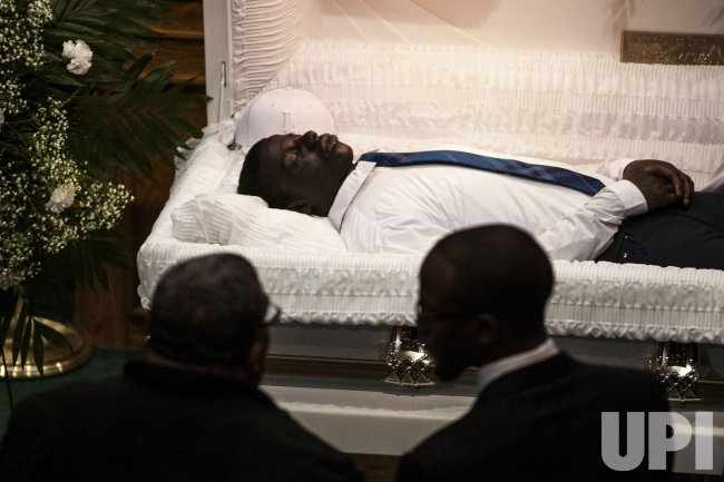 Freddy Gray Funeral In Baltimore Maryland Upi Com
