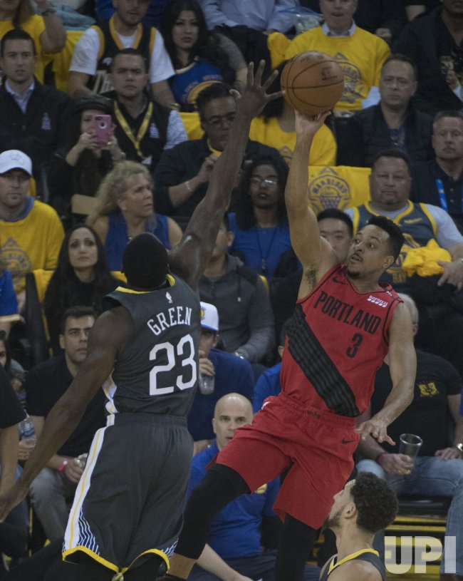 trail blazers vs warriors - photo #13