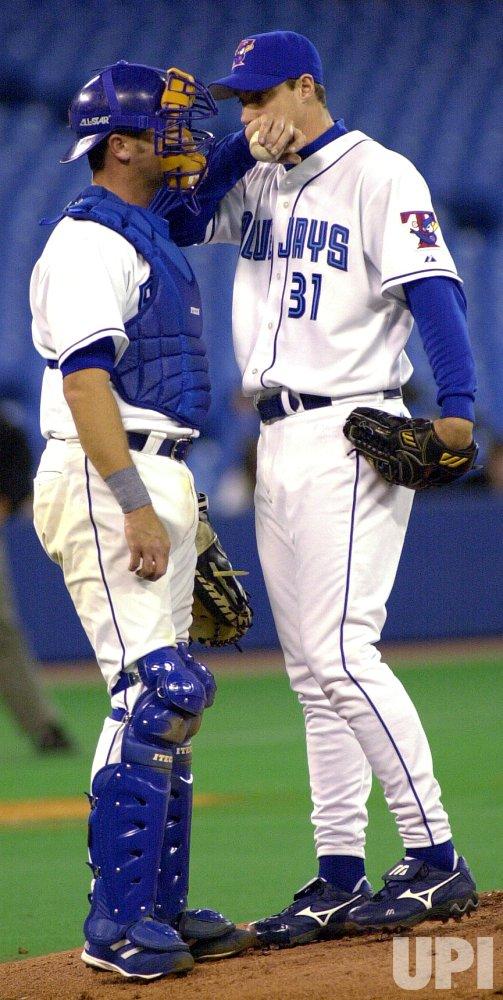 Toronto Blue Jays vs Boston Red Sox MLB game