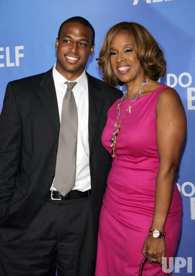 """Gayle King arrives at the """"Tyler Perry's I can Do Bad All By Myself"""" Premiere in New York"""