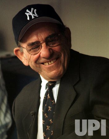 Yogi Berra returns to Yankee Stadium after 14 years