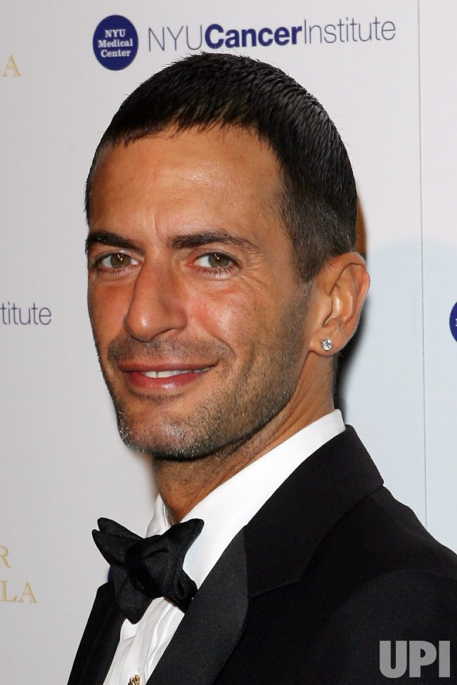 NYU Cancer Institute gala honoring Marc Jacobs and Robert