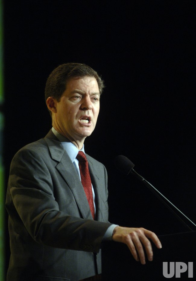 SAM BROWNBACK SPEAKS AT IAFF 2008 PRESIDENTIAL FORUM IN WASHINGTON