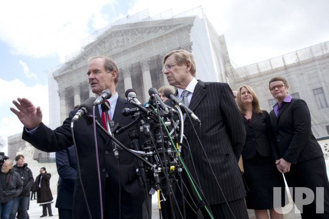 The Supreme Court Hears Arguments on Same-Sex Marriage in Washington