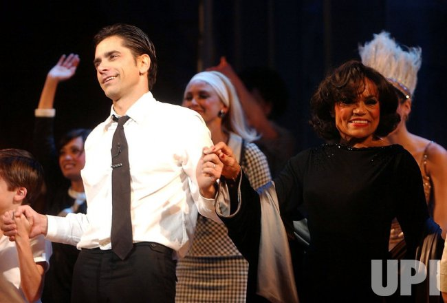 "JOHN STAMOS, EARTHA KITT JOIN THE BROADWAY CAST OF ""NINE"""