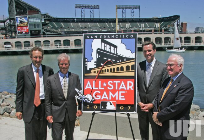 2007 ALL STAR LOGO UNVEILED
