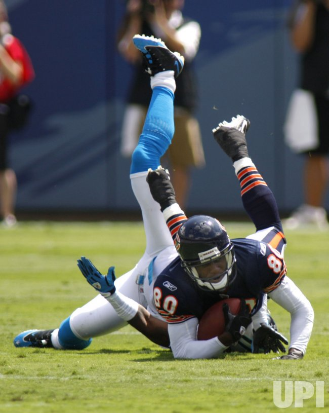 Carolina Panthers vs Chicago Bears