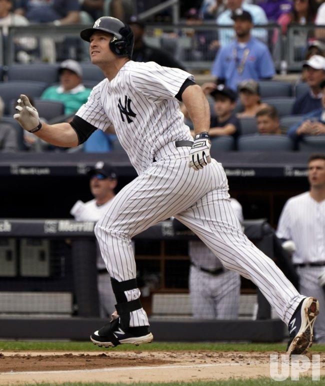 New York Yankees Headley Homers Vs. Boston Red Sox