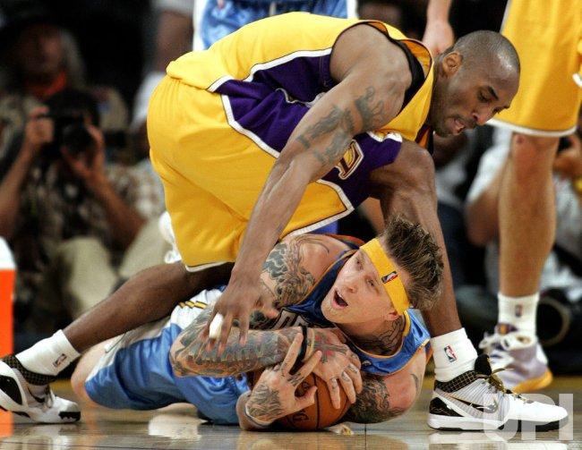 Los Angeles Lakers vs Denver Nuggets Game 5 NBA Western ...