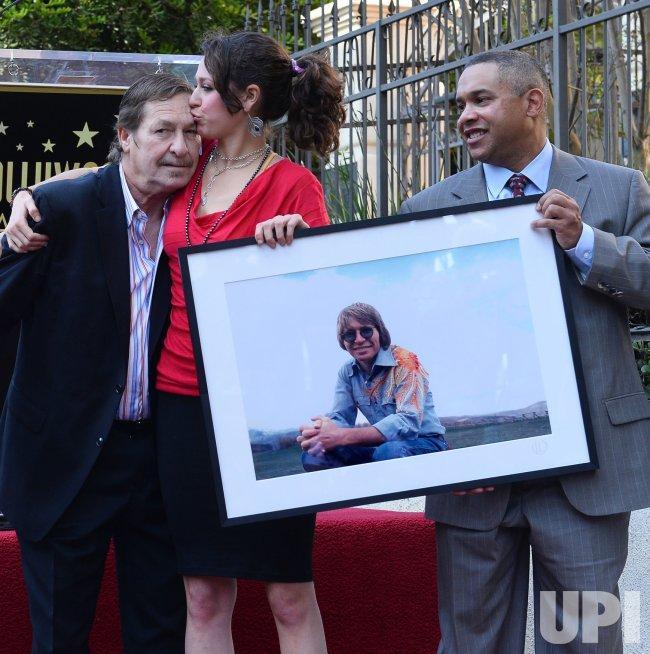 Denver News Gas Leak: John Denver Receives Posthumous Star On Hollywood Walk Of