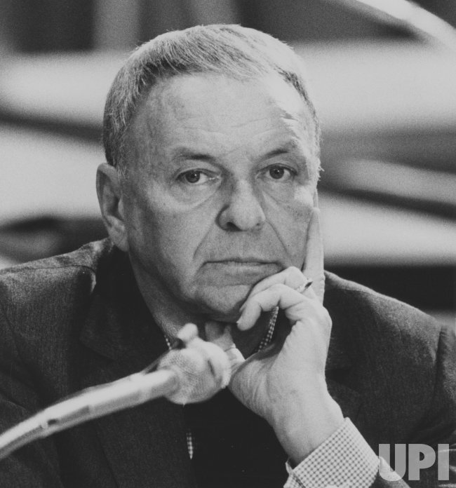 Frank Sinatra Denies Mafia Connection