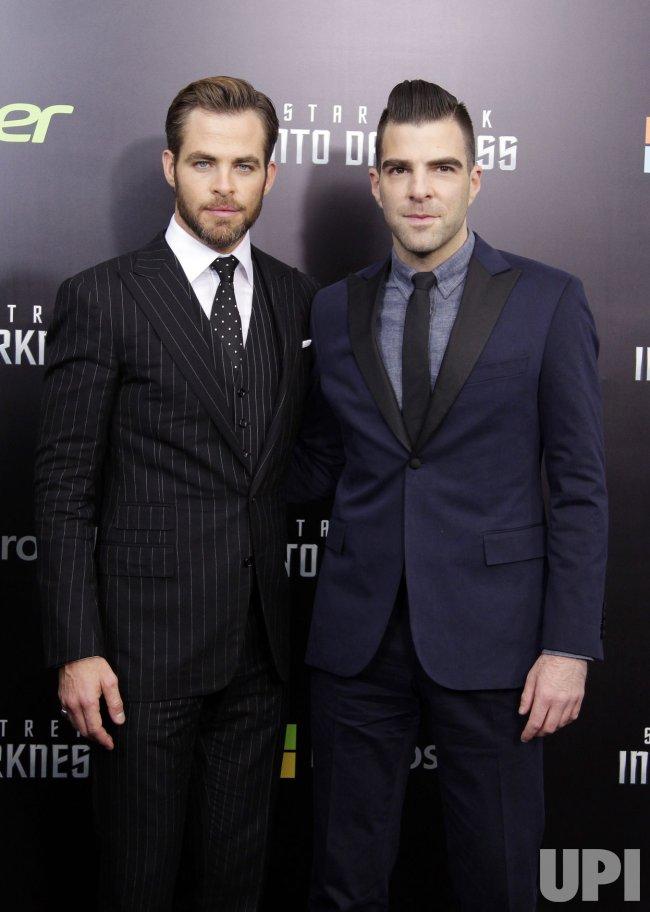 New York special screening of 'Star Trek Into Darkness'