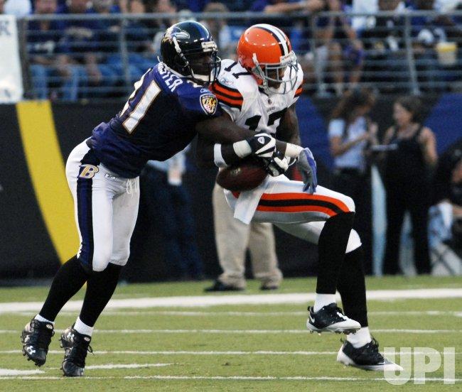 NFL Cleveland Browns vs. Baltimore Ravens