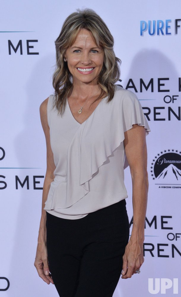 "Krista Tesreau attends the ""Same Kind of Different as Me"" premiere in Los Angeles"