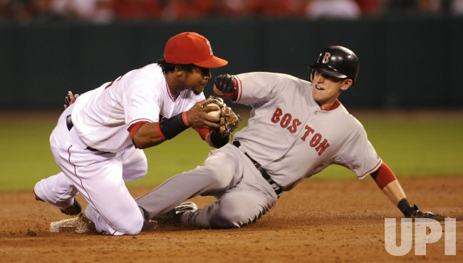 Boston Red Sox vs Los Angeles Angels