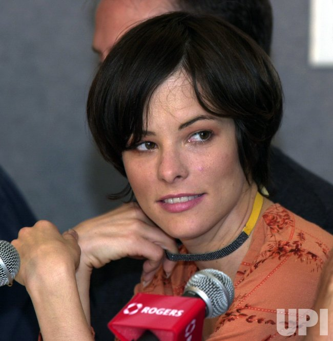 Parker Posey at the Toronto Film Festival
