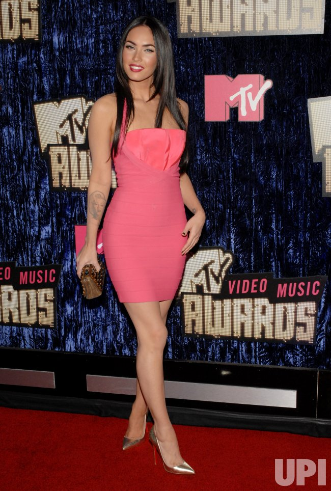 2007 MTV VIDEO MUSIC AWARDS IN LAS VEGAS