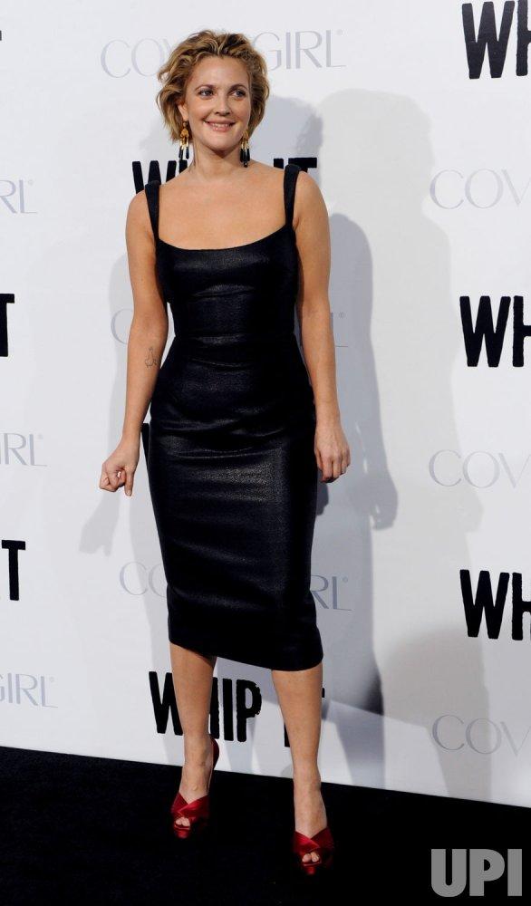"Drew Barrymore attends ""Whip It"" premiere in Los Angeles"
