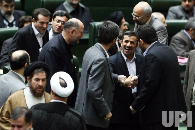 Ali Akbar Salehi receives vote of confidence as Iran's new foreign minister