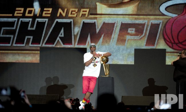 Miami Heat NBA 2012 Championship