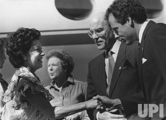 Princess Margaret visits Dallas Texas