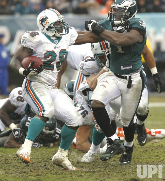MIAMI DOLPHINS VS PHILADELPHIA EAGLES
