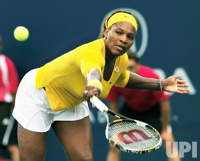 Serena Williams loses in semi-final of Rogers Cup Toronto