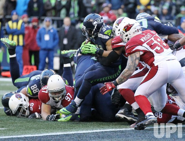 Arizona Cardinals beat Seattle Seahawks 34-31 in Seattle