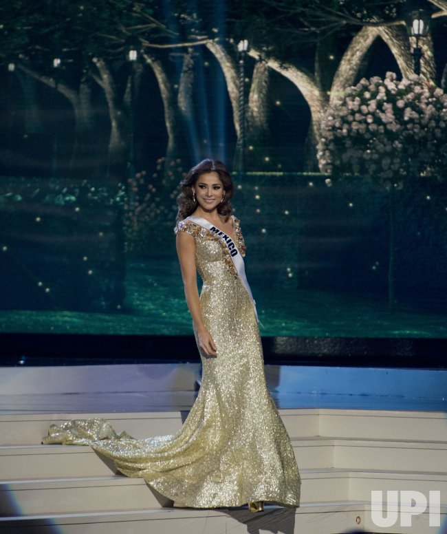 Miss Universe Evening Gown Competition - UPI.com