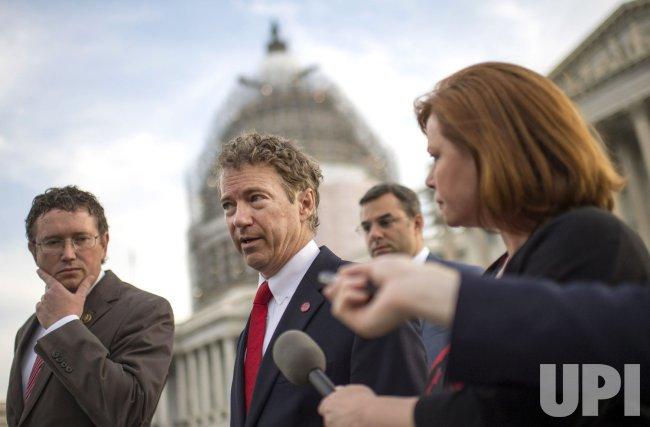 UPI Pictures of the Year 2015 -- WASHINGTON POLITICS