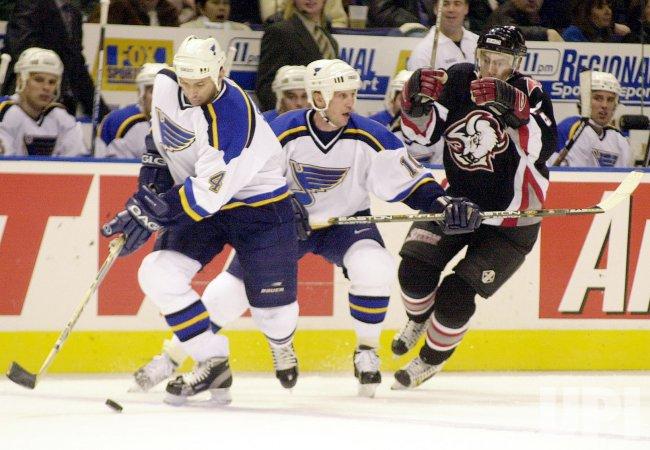 St. Louis Blues vs Buffalo Sabres