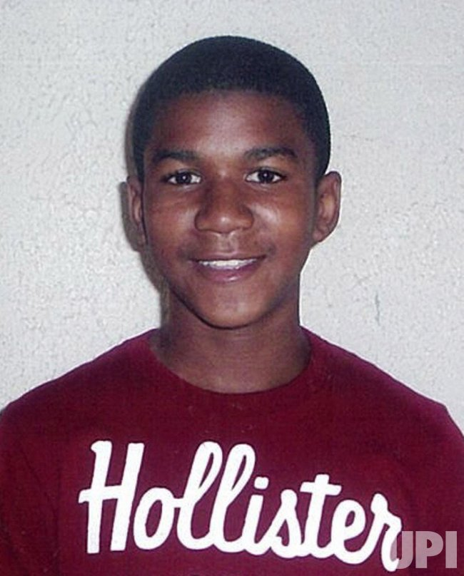 Trayvon Martin shot and killed by a Neighborhood Watch Volunteer