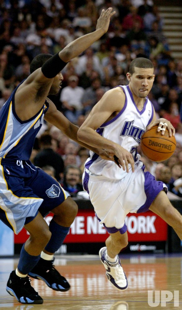 SACRAMENTO KINGS VS MEMPHIS GRIZZLIES